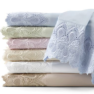 king taupe: Lace Pillows, Care Lace, Beautiful Sheet, Easy Care, Beds Sheet, 600Tc Easy, Bedrooms Decor, Lace Pillowca, Beautiful Bedrooms