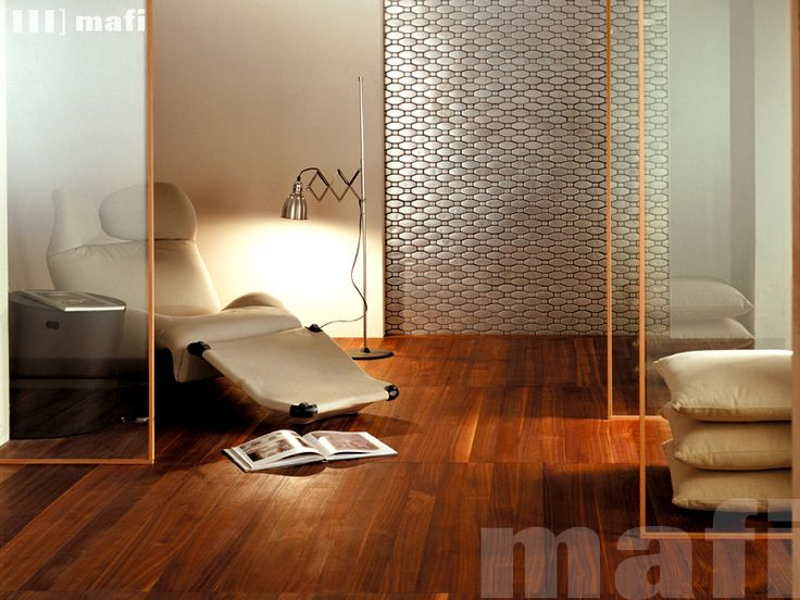 Wooden Floors | USA Walnut | Sanded Natural Oil | mafi