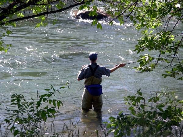 A list of fly fishing operators in South Africa