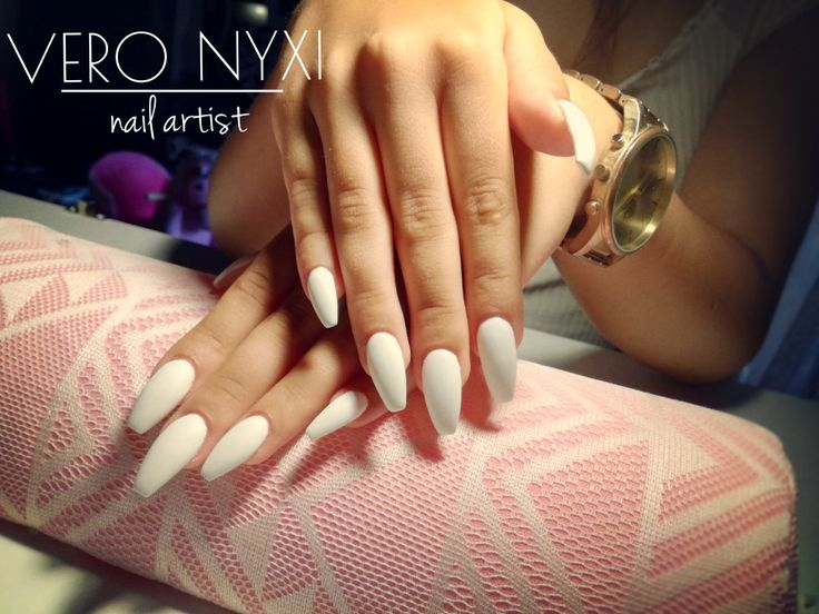 · Make today amazing #total#white#matte#nails#beauty#in#simplicity