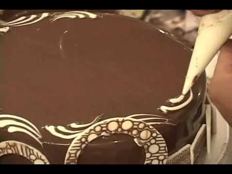 Grand-Place chocolate techniques part 3.avi - YouTube