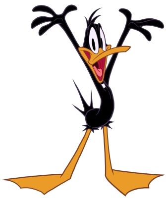 Daffy Duck | Looney Tunes Show Daffy Duck