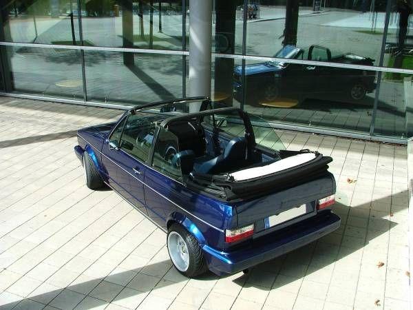 images of shortie cars | Auto VW golf 1 cabrio gti Sommerreifen von shorty