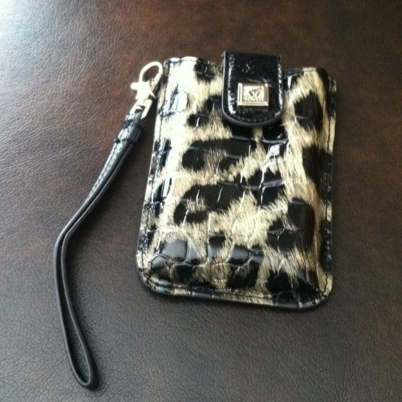 Phone card holder Almost brand new Accessories Key & Card Holders