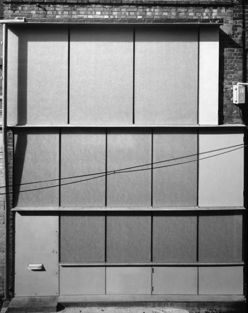 Caruso St. John - Architect's own house, London 1994.