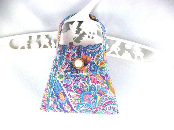 Lavender Bag  Handbag by GrannysTreasure on Etsy, $10.00