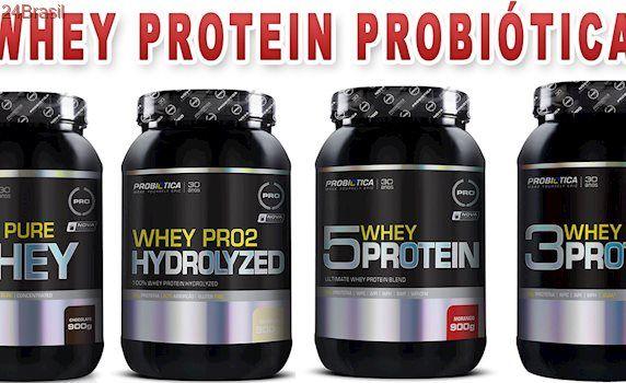Whey Protein Probiótica é bom? Veja seus benefícios, preço e onde comprar