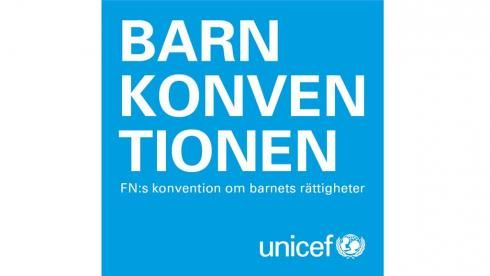 FN:S barnkonvention i text