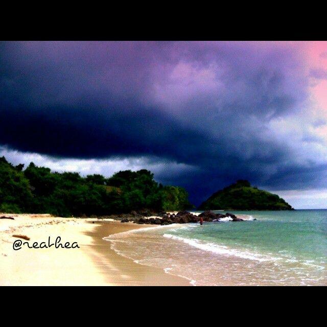 Sekotong beach