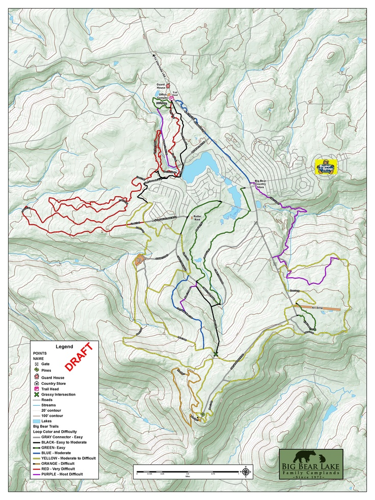 Hiking Trail Guide For Big Bear Lake Hiking Usa Big Bear Lake Camping Activities