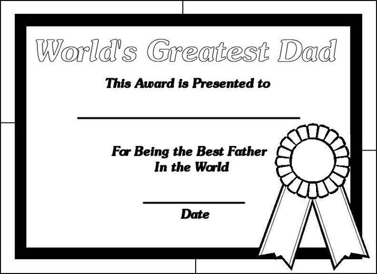 Worlds Best Dad Coloring Pages Coloring Coloring Pages