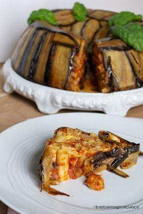 Voglia di pasta al forno: timballo di ziti alla siciliana   Barbie magica cuoca - blog di cucina