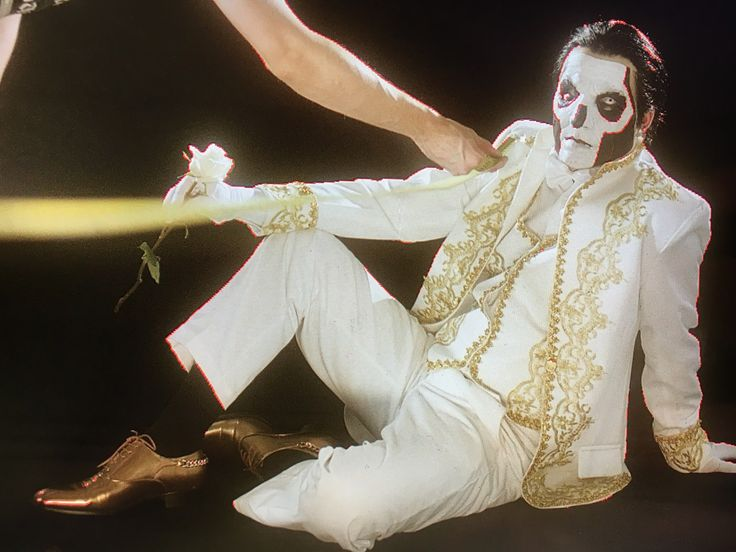 """The Cult Of GHOST: Behind The Scenes and Extended Director's Cut Of The """"He Is"""" Music Video - Metal Injection"""