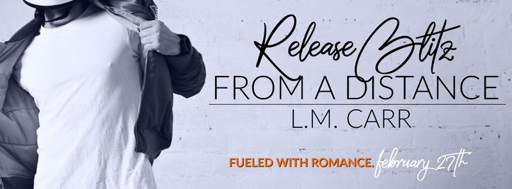 RELEASE BLITZ - From a Distance by LM Carr @LM_Carr   From a Distance by LM Carr is LIVE and FREE with #KindleUnlimited! Grab this second chance romance now!  BUY NOW!  Amazon US:http://amzn.to/2kYkeO2  Amazon Universal: http://ift.tt/2kX5Vta  Blurb:  After an intense whirlwind romance Karrie Parker thought she had it all: a sexy husband a loving family a great career and a beautiful home.  Together they lived a life fit for royalty.  But when tragedy strikes Karrie is devastated and left to…