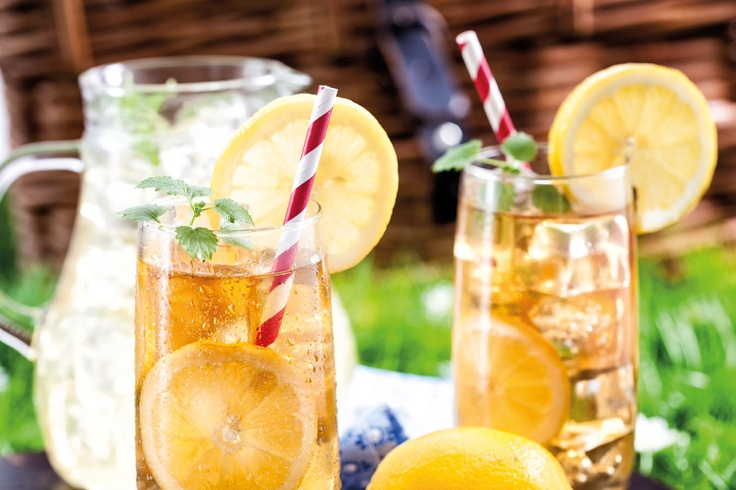 Spiced Honey Citrus Iced Tea...perfect for a hot Aussie Christmas to keep you refreshed and your taste buds happy!