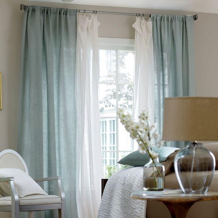 Best 25+ Bedroom curtains ideas on Pinterest Window curtains - window treatment ideas for bedroom