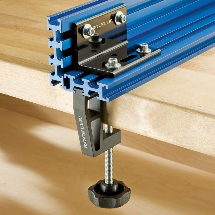Rockler T-Track Hold Down | ! 2015 Woodwork Tools To Buy In USA | T track, Garage workshop ...