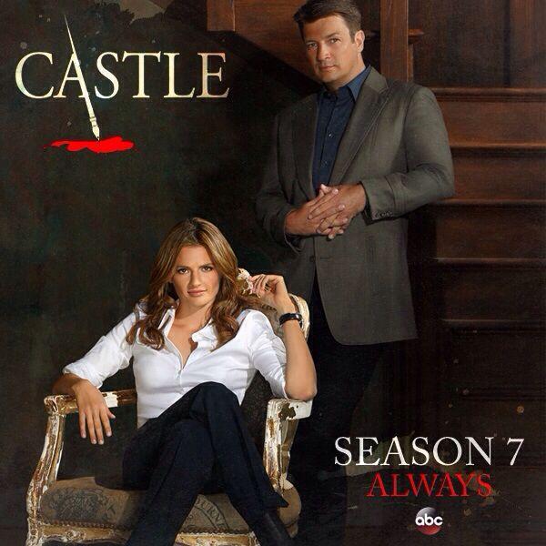 Castle season 7 Sept 29....can't wait :)