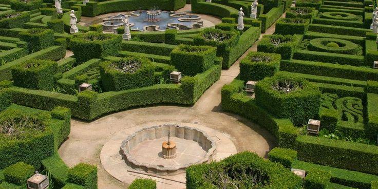 O deslumbrante jardim de Castelo Branco que a maioria dos portugueses desconhece | SAPO Lifestyle