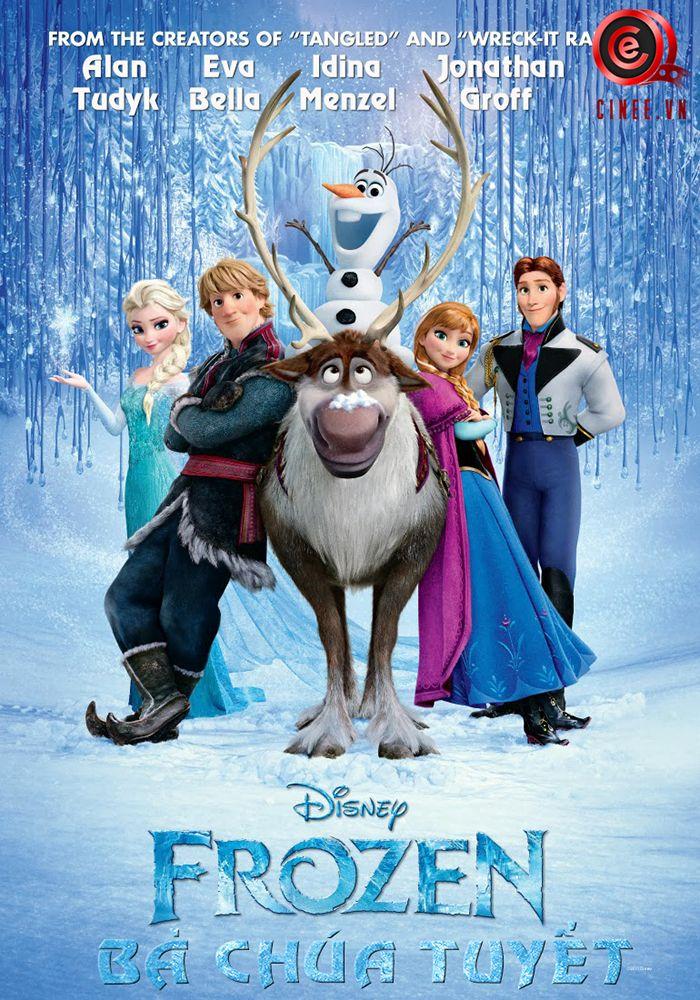 Chép Phim HD Frozen 2014 -Bà Chúa Tuyết tại www.cinee.vn