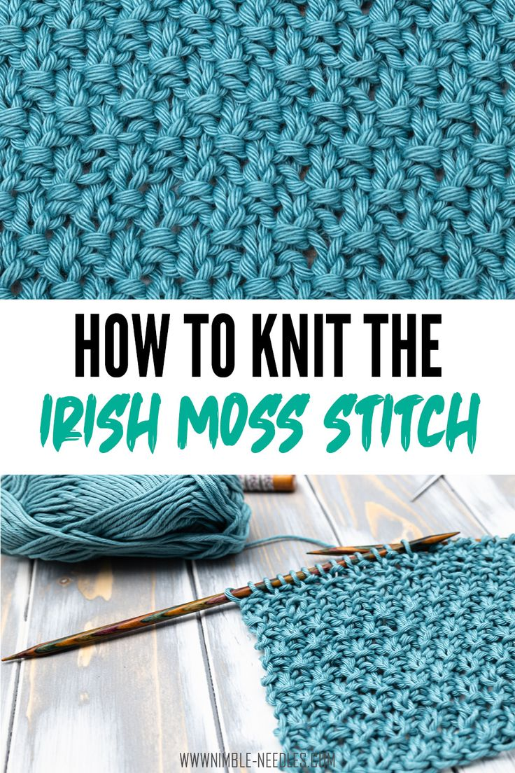 Ravelry Irish Moss Pattern By Alice Starmore