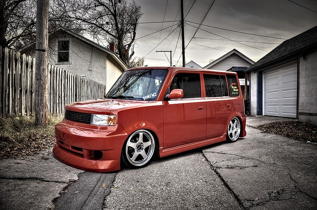 Toyota bb/ scion xB