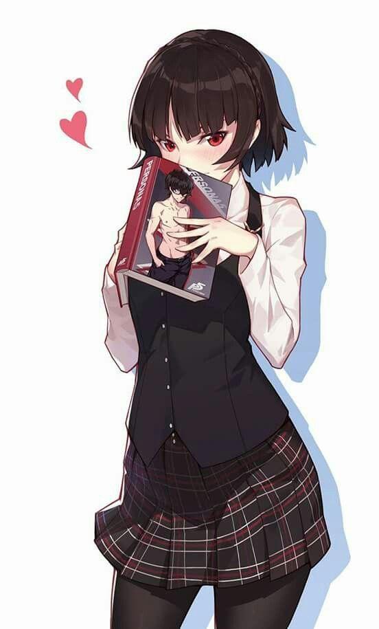 Persona 5-Makoto #persona5 #cosplayclass
