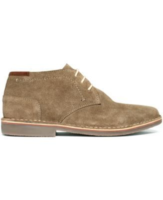 Kenneth Cole Reaction Desert Sun Suede Chukkas - Tan/Beige 8.5