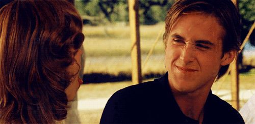 And can say everything with just one look. | 21 Reasons Ryan Gosling And Rachel McAdams Need To Get Back Together