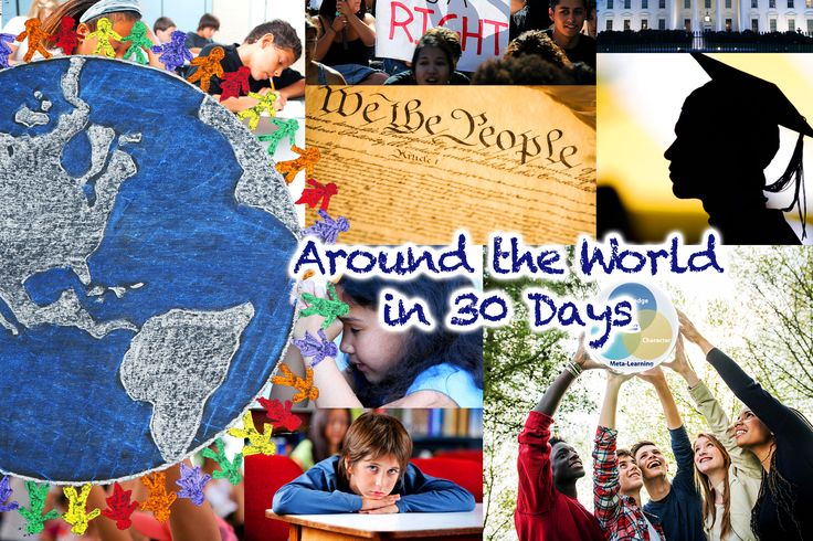 EDUCATION NEWS FROM AROUND THE WORLD http://www.cmrubinworld.com/around-the-world-in-30-days-november-2016