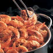 OLD BAY Steamed Shrimp (use beer not vinegar, vinegar doesn't taste as good) - the Maryland way to do it.