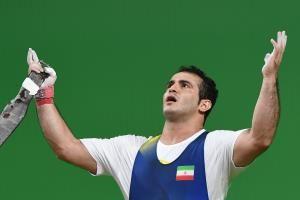 Olympic champion Moradi breaks 18-year-old world record