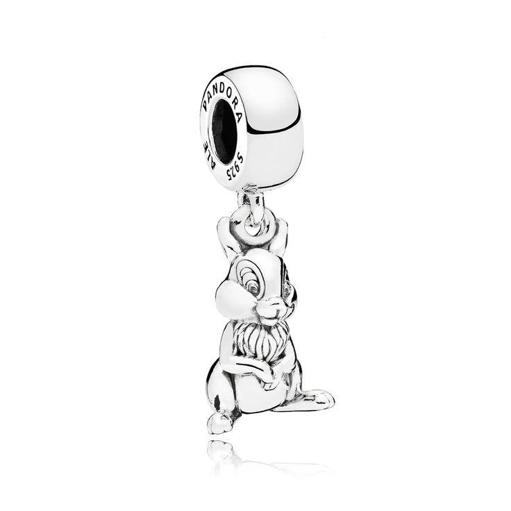 PANDORA Disney Thumper Pendant Charm 796342