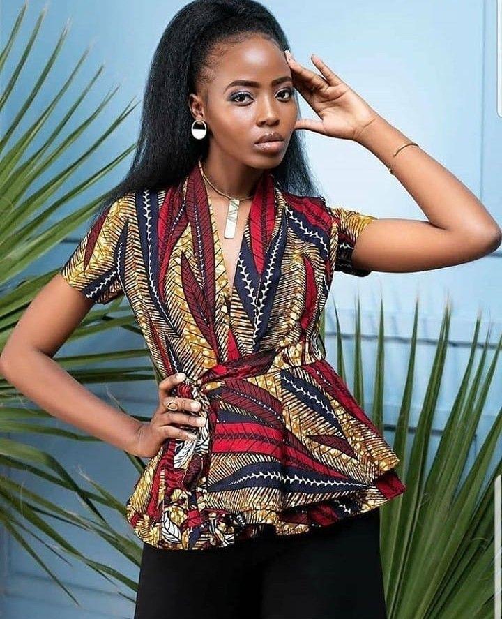 Pin by Anita Obinna on African fashion | African fashion