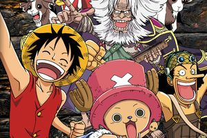 Popular anime series, One Piece - ©1999 Toei Animation Co., Ltd. ©Eiichiro Oda/Shueisha, Toei Animation