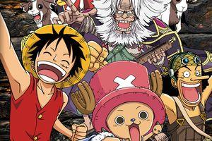 Popular anime series, One Piece - ©1999 Toei Animation Co., Ltd. ©Eiichiro Oda/Shueisha, Toei Animation