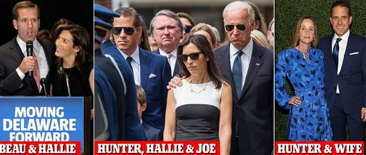 Widow Of Former US Vice President Joe Biden's Son Beau Is Having An Affair With His Brother