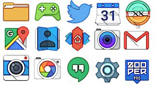 Draft - Icon Pack v1.10  Martes 13 de Octubre 2015.By : Yomar Gonzalez ( Androidfast )   Draft - Icon Pack v1.10 Requisitos: 4.0 Descripción: Bienvenido al Proyecto - Icon Pack  3000  iconos HD  Muchos iconos de alternativas para elegir  Apoyo Lanzadores: Acción Launcher 3 ADW Launcher ADW Ex Launcher Apex Launcher Átomo Aviate Cm Tema del motor Epic Launcher Go Launcher Ahora Launcher Holo Launcher Holo Launcher HD Inspire Launcher KK lanzador L Launcher  LG Home Lucid Launcher Mini…