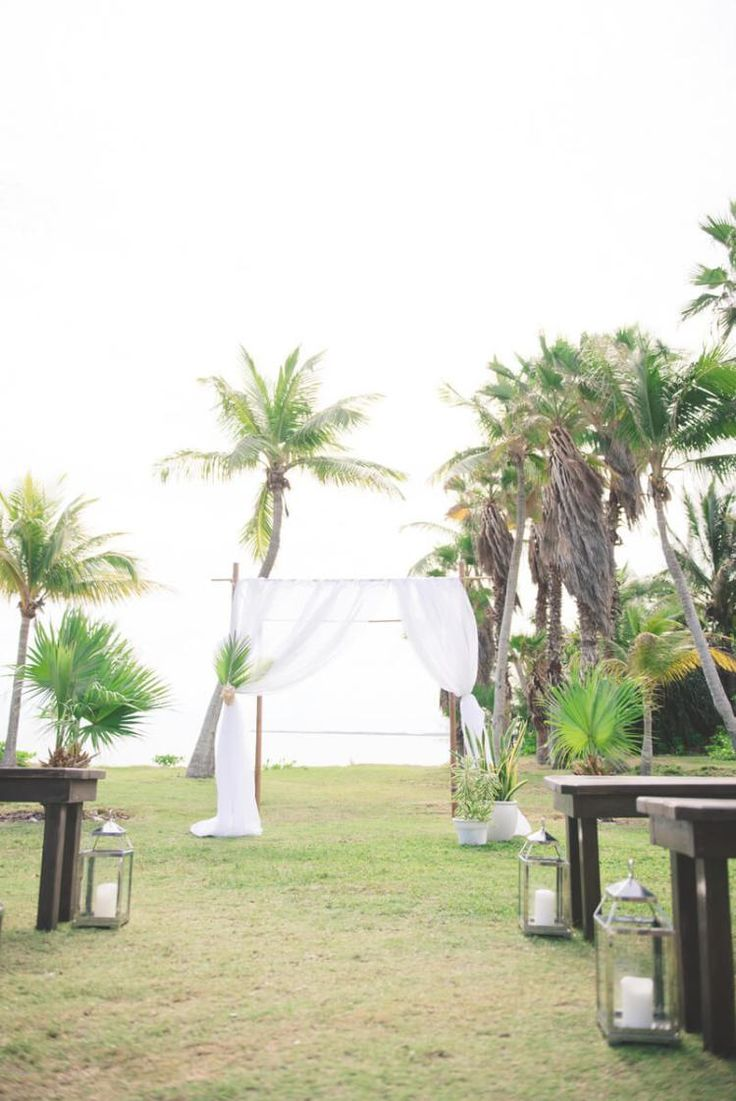 all inclusive beach wedding destinations%0A Destination Wedding  Aisle Society Weddings  beach ceremony