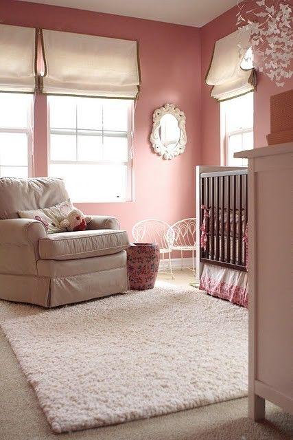 Pink Nursery Ideas - Style Estate -