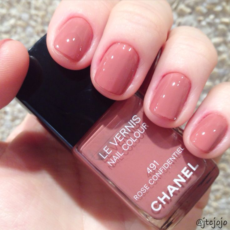Rose Confidential (491) - Chanel