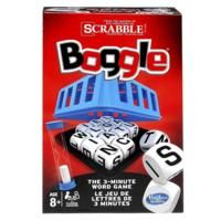 Jeu Scrabble Boggle - simple game for spelling and vocabulary building in language classes.