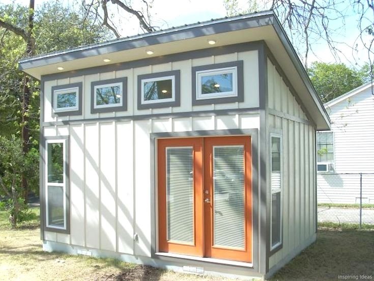 Small Shed Roof House Plans 576 Sf 2020 Leroyzimmermancom