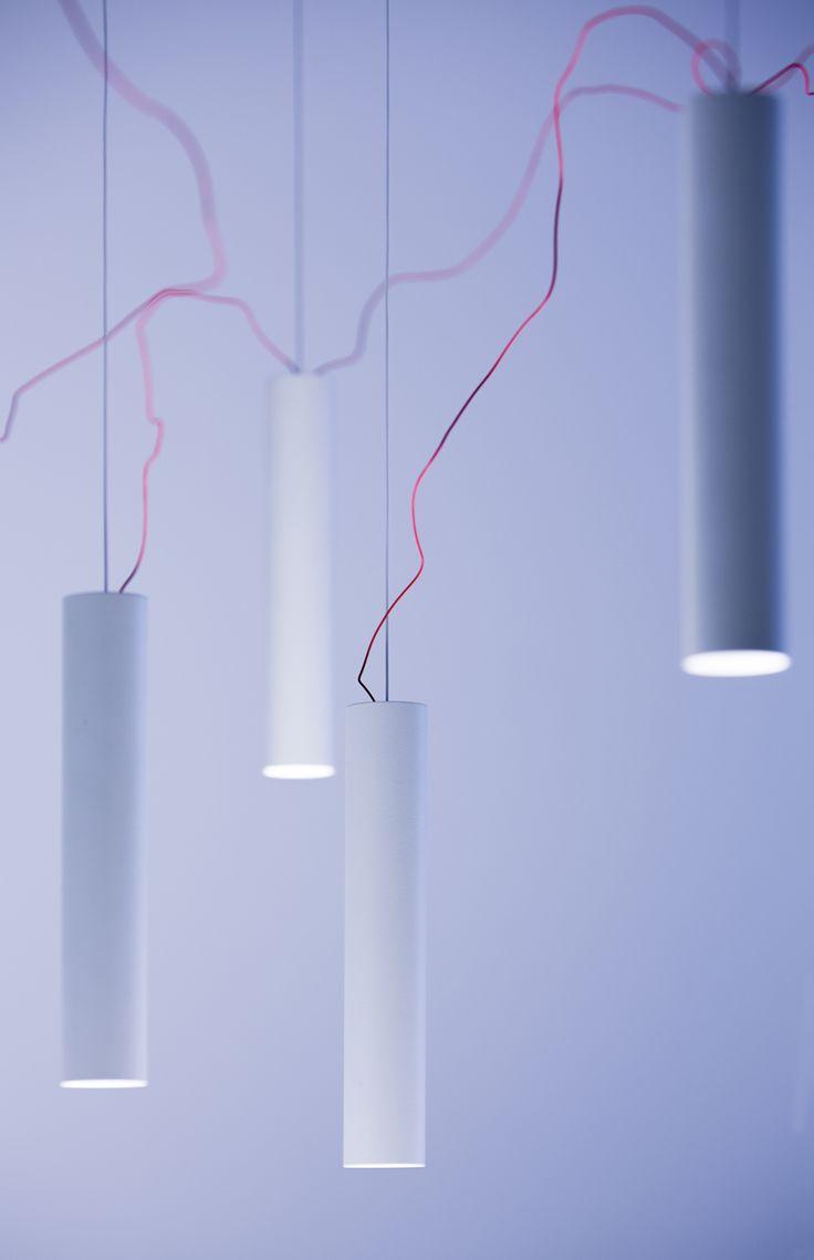 Luci bianche   White lamps • Design: Davide Groppi