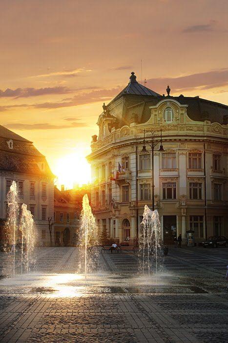 Piata Mare, Sibiu, Romania