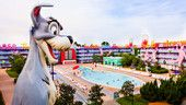 WDW Resort Airline Check-In info