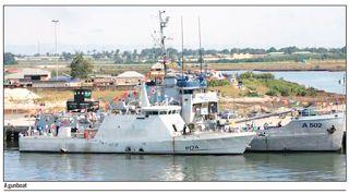 nodullnaija: Nigerian Navy Arrests Boat with 400 Truckload of s...