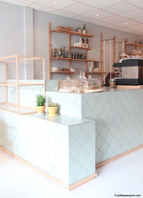 The bar at Blend&Blender Amersfoort by Petite Passport