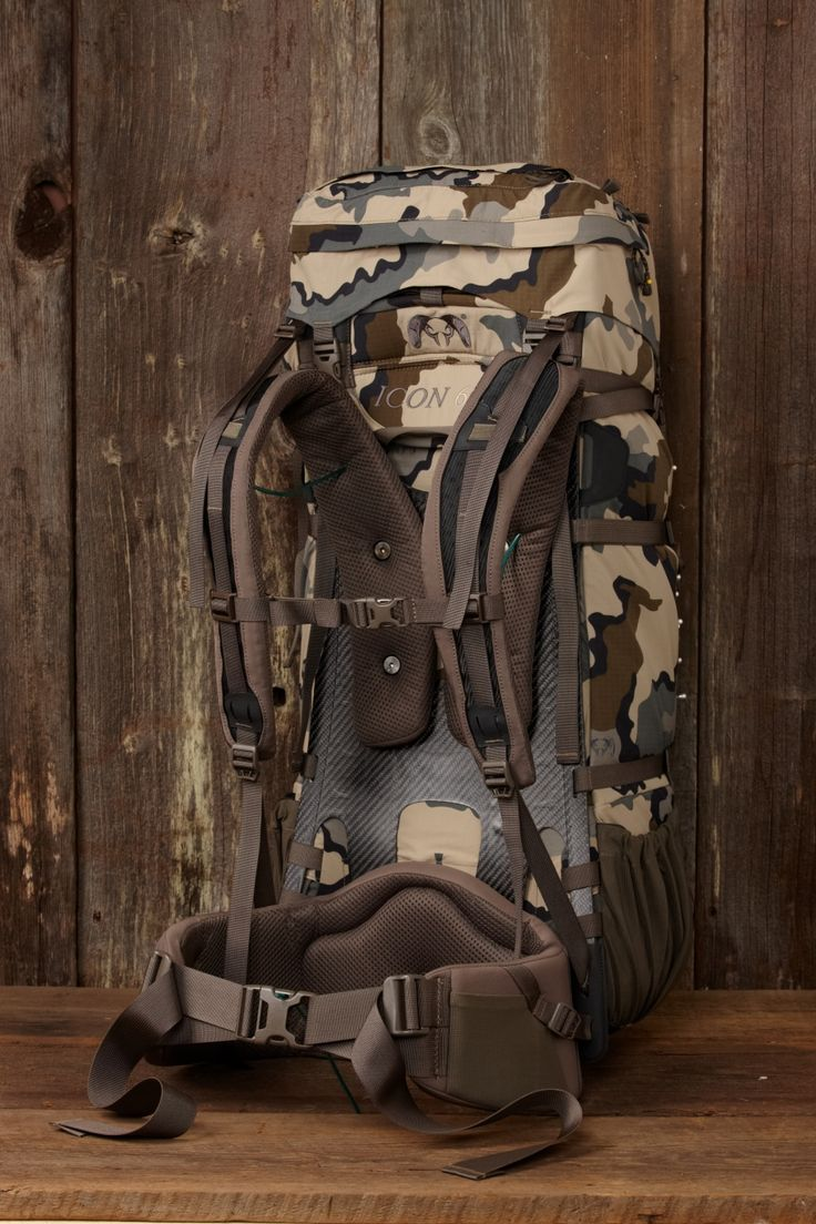 KUIU Icon Backpack – Redefining the External Frame Backpack
