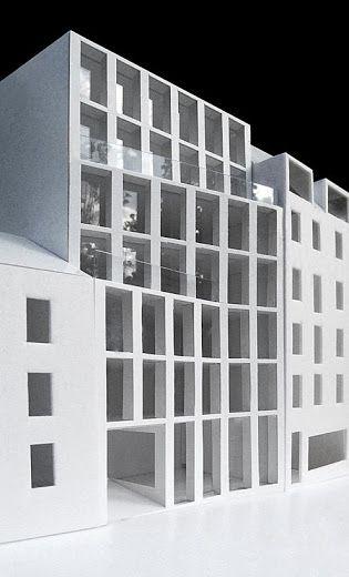 Elegant 59 Best Maquette Images On Pinterest Architecture Models, Model   Handgefertigte  Mobel Lorigine